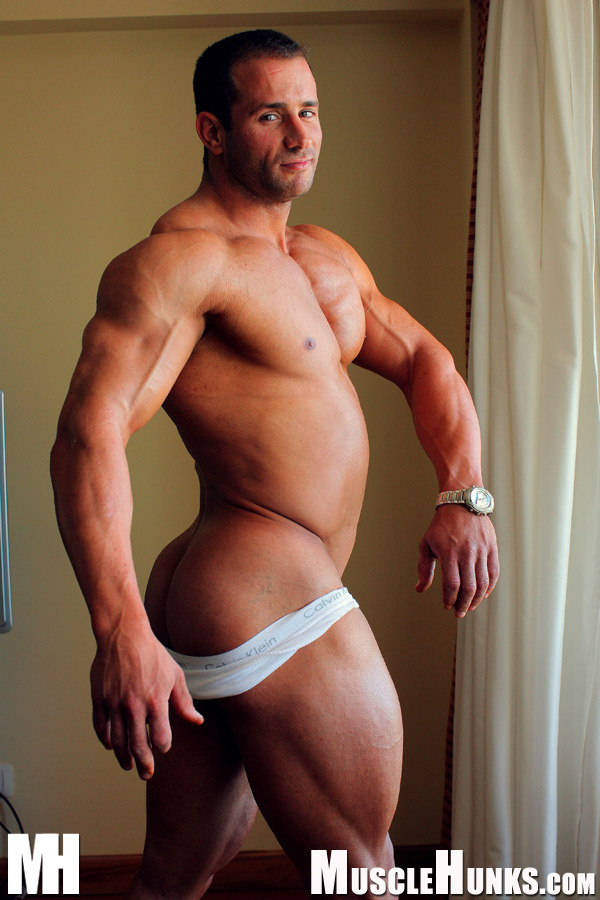 Buck Naked Porn Star
