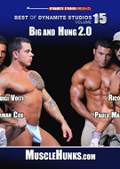 Best Of Dynamite Studios, Vol. 15:  Big & Hung 2.0