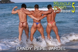Preview Muscle Eden Episode 5: Brawny Buddies