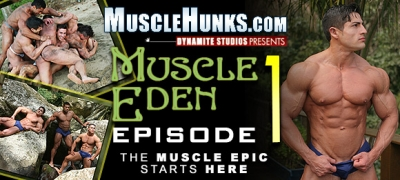 Preview Muscle Eden Episode 1: Paradise Found