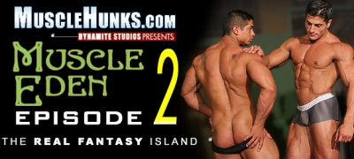 Preview Muscle Eden Episode 2: Tasting The Apple