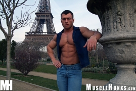 Preview Ivan Dujhakov: A Russian in Paris
